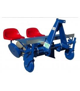 Двуредова сеялка за трактор Agromax S237