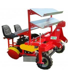 Двуредова сеялка за трактор Agromax S237/3