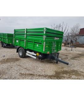 Ремарке за трактор 6 тона