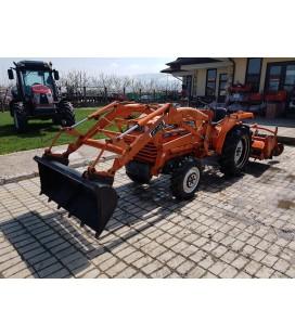 Трактор Kubota ZL1-20