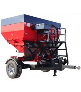 Торачка за трактор 2500 литра